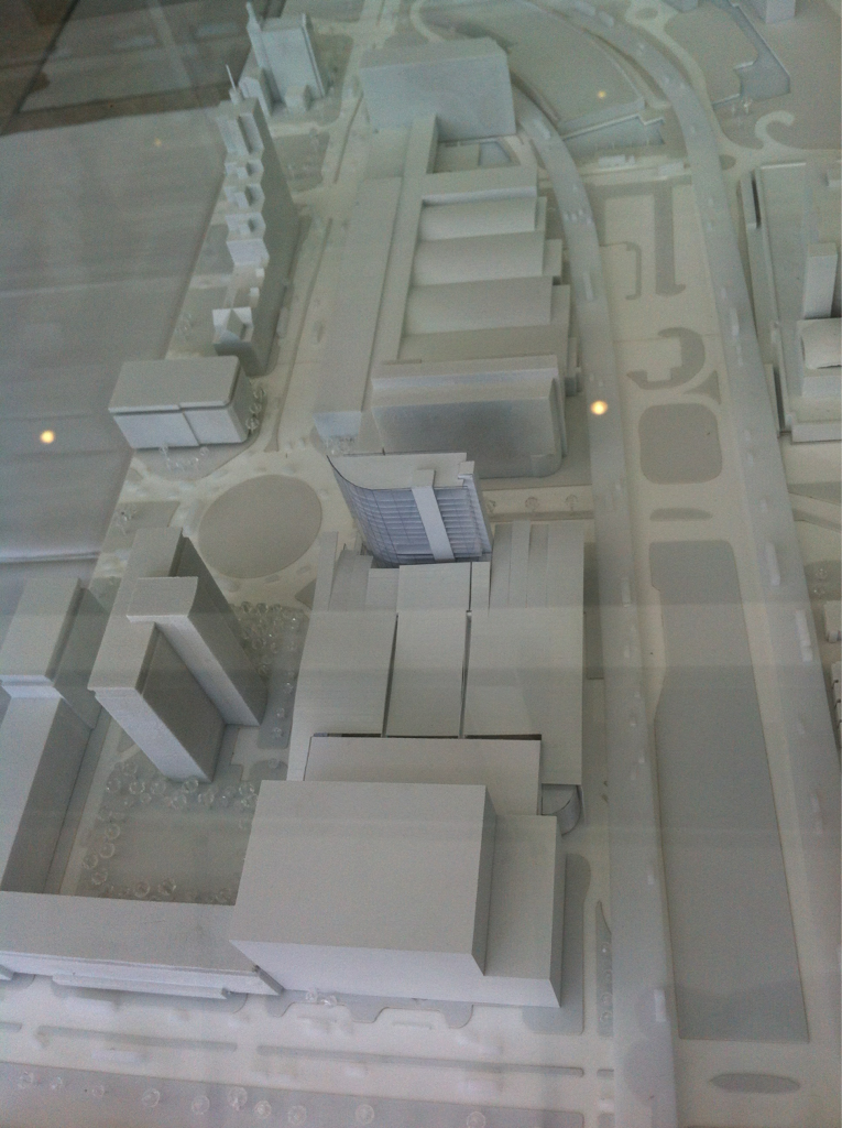 Model of the #cticcexpansion