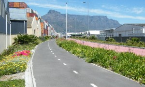 NMT Bicycle Lanes