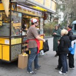 Food trucks offer essentials to New Yorkers without power