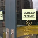 'Closed Forever' - after Sandy