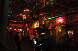Phoenix from the ashes: Szimpla Kert ruin pub in Budapest
