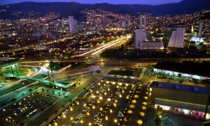 Medellin has been named the world's most innovative city.