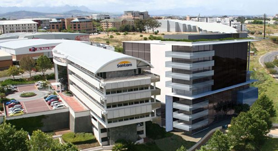 Santam office in Tygervalley