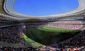 Cape Town Stadium panorama