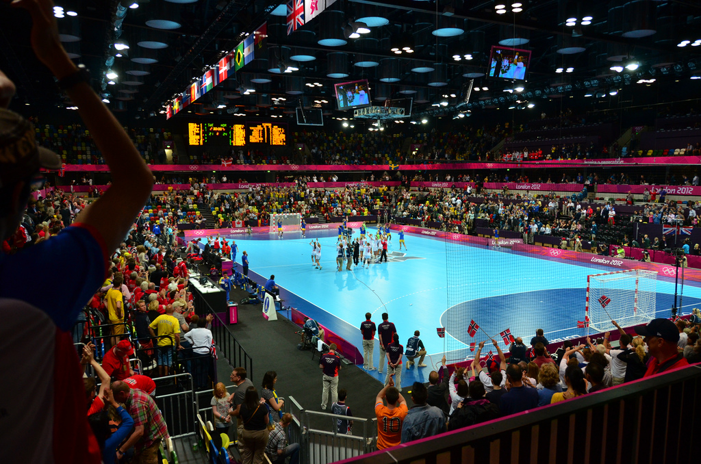 The Copper Box. Source: stephenarcher/ flickr