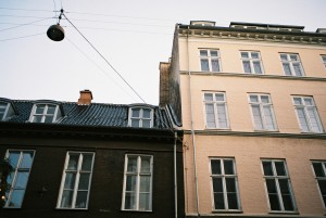 3. Copenhagen buildings. Photo Justine Bell