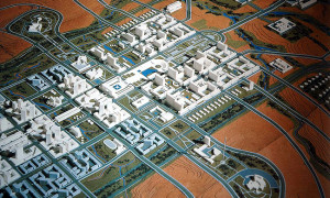 Urban design model of Abuja Nigeria