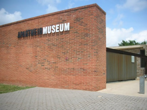 Its museums (Apartheid Museum)