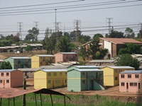South Africa's Reconstruction and Development Programme produced row after row of poor quality housing. Arguable the programme was Nelson Mandela's weakest legacy.