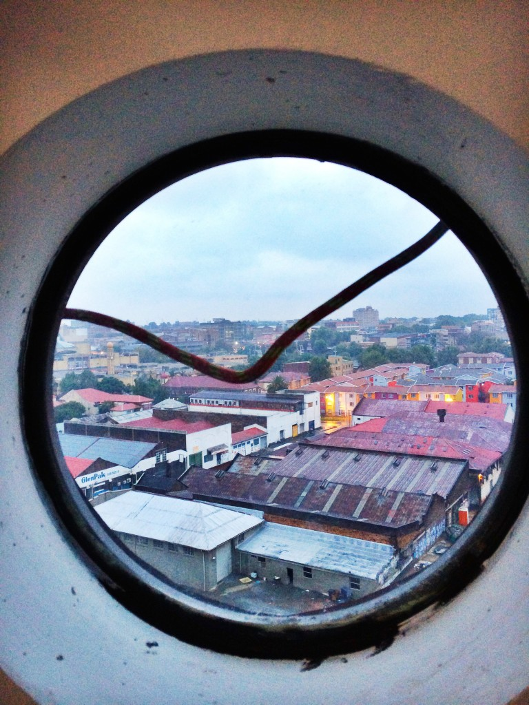 Porthole Windows (Author's Own)