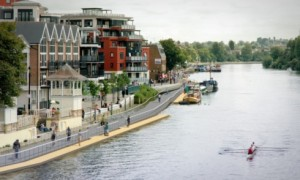 Kingston's plans for the £30million include a boardway along the River Thames