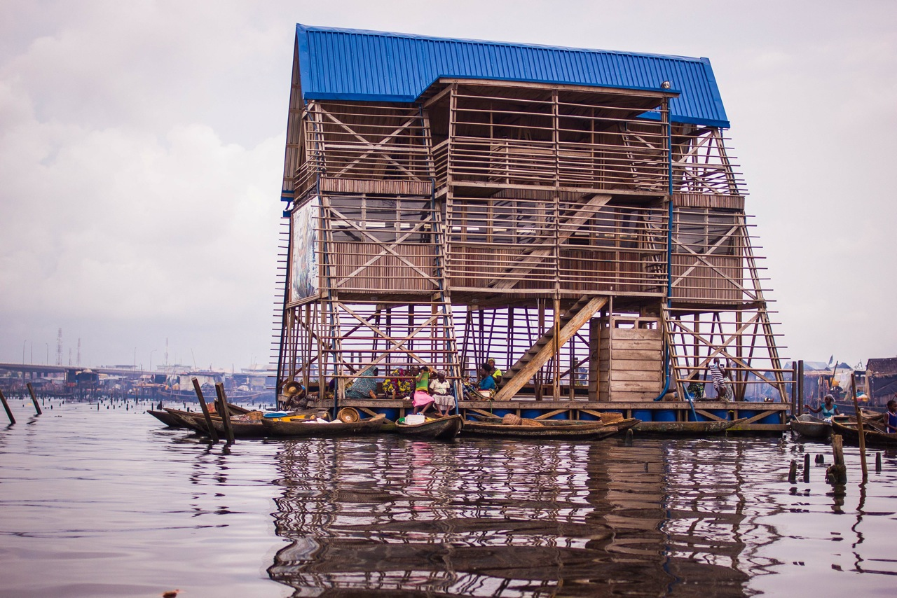makoko floating school_Devesh