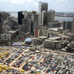 Mapping 50 years of urban growth in Lagos