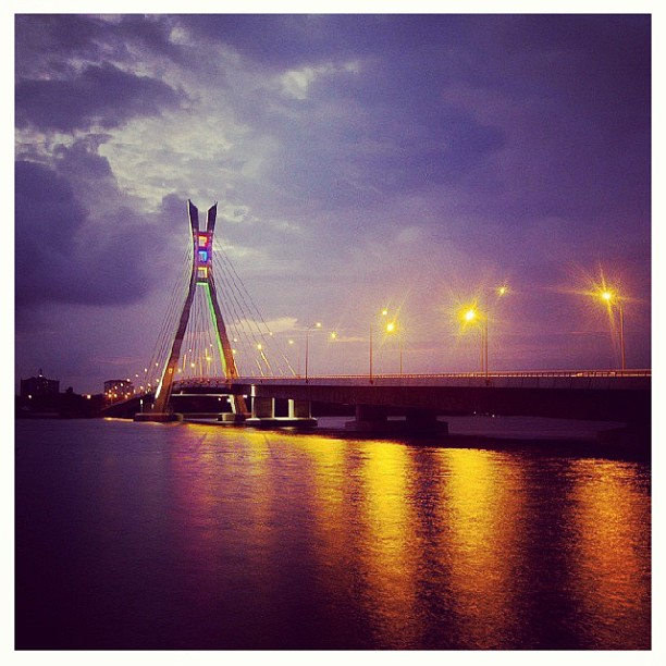 Bridge Night by @uwayemen