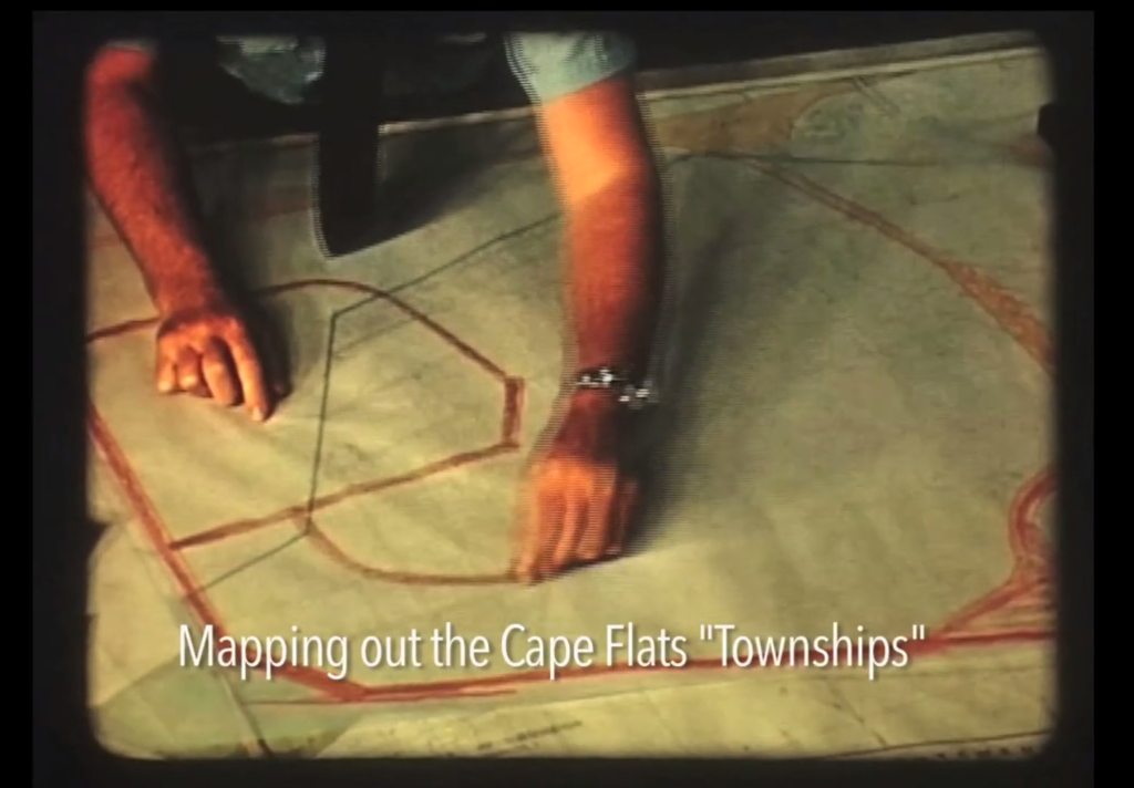 Mapping Cape Flats Townships