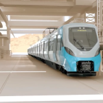 PRASA Train Video