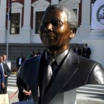 A new statue of old president, Nelson Mandela is proposed for the Cape Town CBD