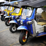 The tender for the provision of tuk-tuk public transport services was issued on Friday 15 April 2016 by Transport for Cape Town, the City's transport authority.