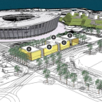 Mixed use development for Granger Bay site at Cape Town Stadium