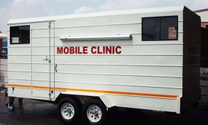 City of Cape Town to roll-out fleet of mobile clinics