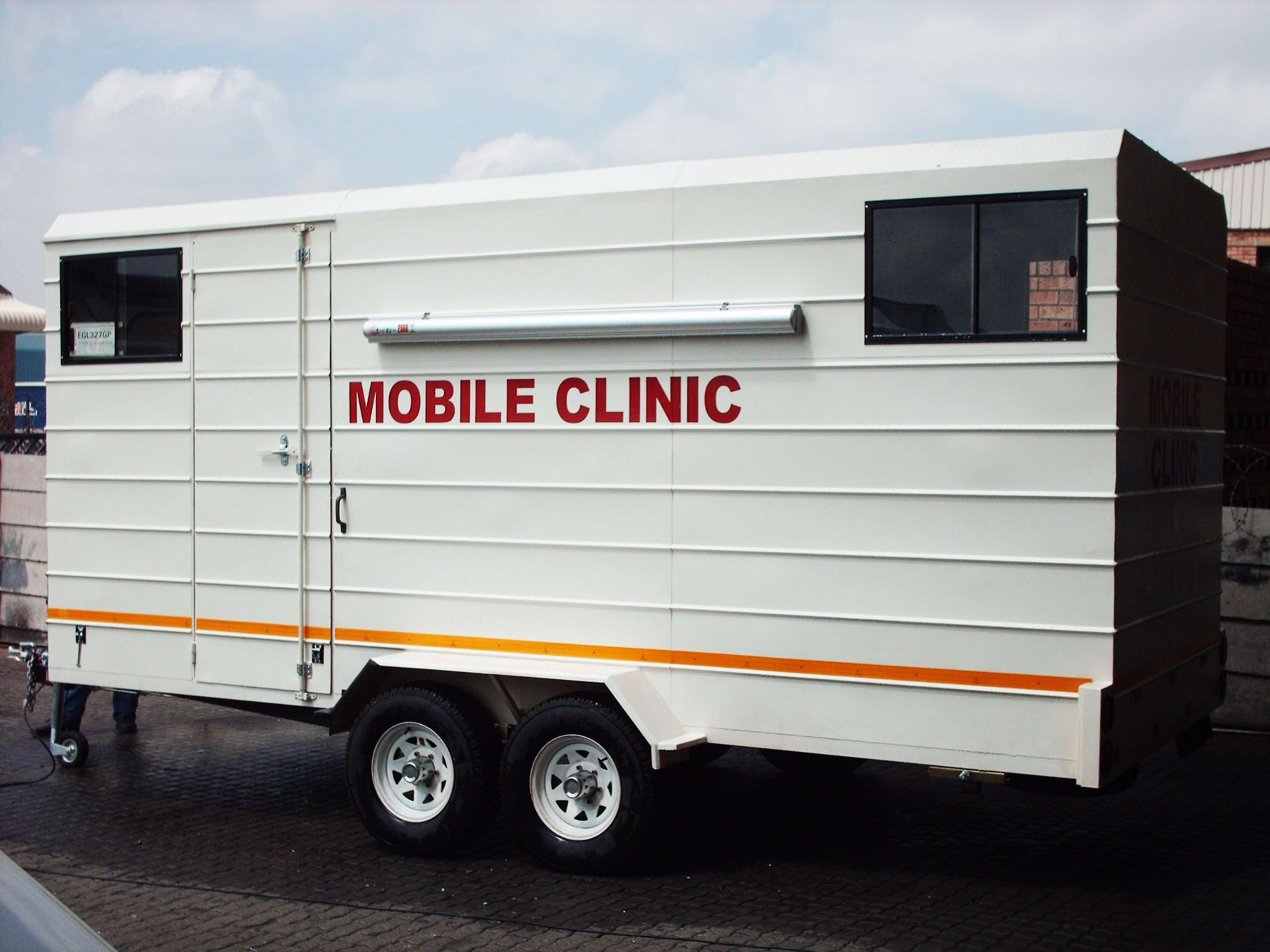 Mobile Clinic Cape Town 2016