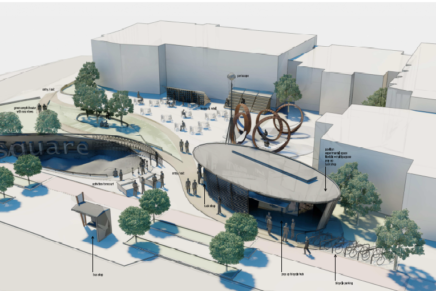 Design Competition reimagines Sea Point Library square : An interview with the winning team, Craft of Architecture (CoA)