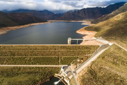 Cape Town's water crisis : Towards a more water secure future