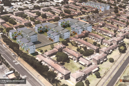 Disrupting the Housing Sector : A Social Enterprise Model by Communicare to Deliver Mixed-Income Housing